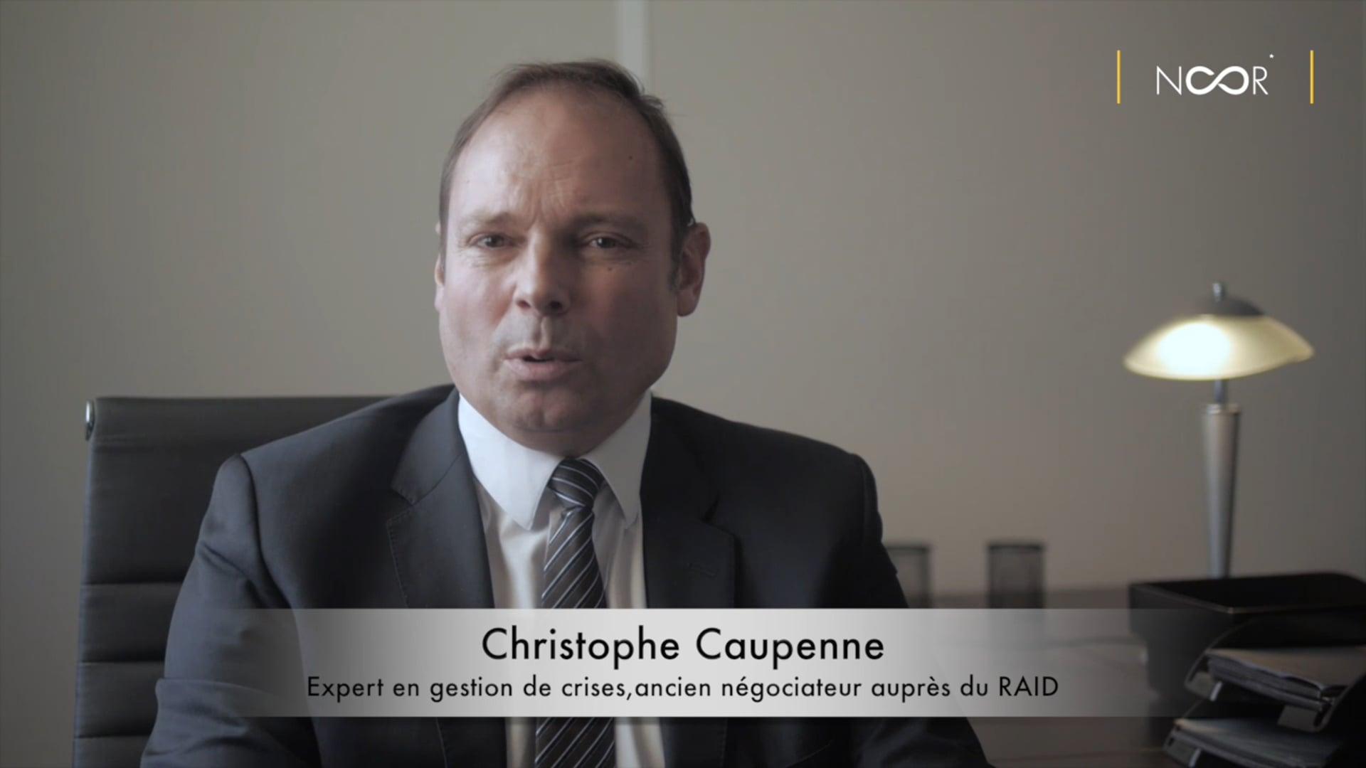 Comment gérer l'agressivité? par Christophe Caupenne