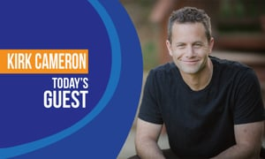 Kirk Cameron Talked About His Movie 'Revive Us' out on DVD!!!