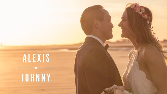 Alexis & Johnny Wedding Highlights