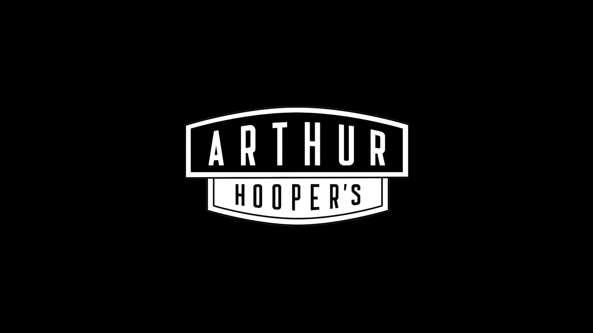 Arthur Hoopers - Promotional Video