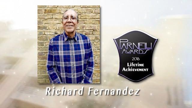 Richard Fernandez-Parnelli Awards 2016 Lifetime Achievement Award