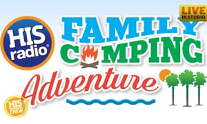 Family Camping Adventure: Becky Wants to Win!