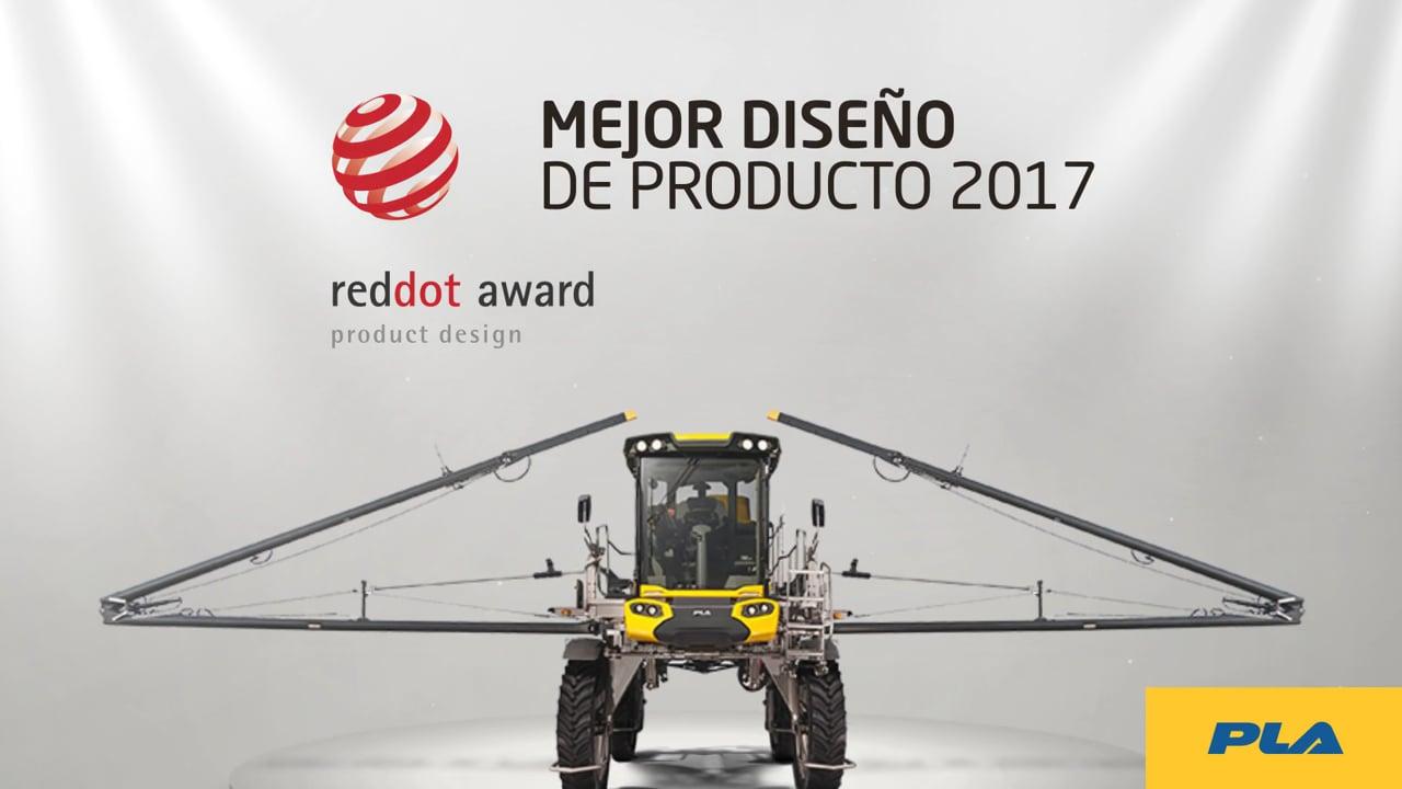 Mejor diseño de producto 2017 | Reddot award