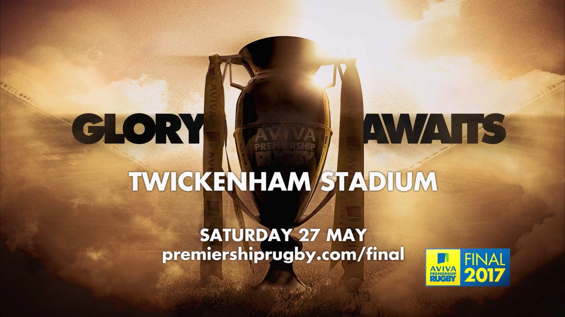 Premiership Rugby - Glory Awaits