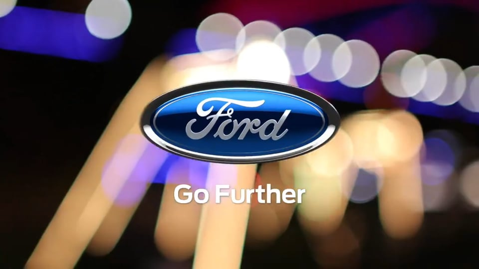Vivid Ford installation