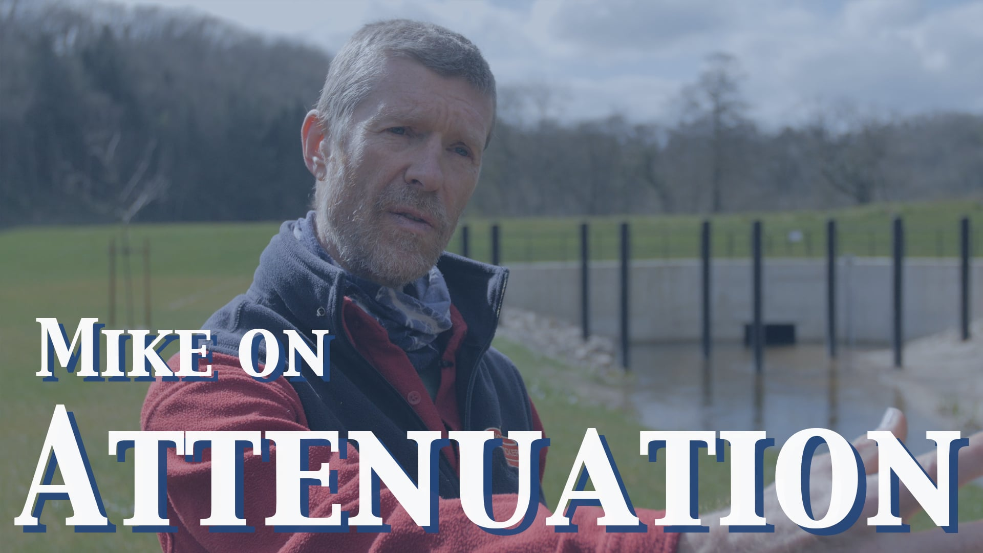 Mike on Attenuation