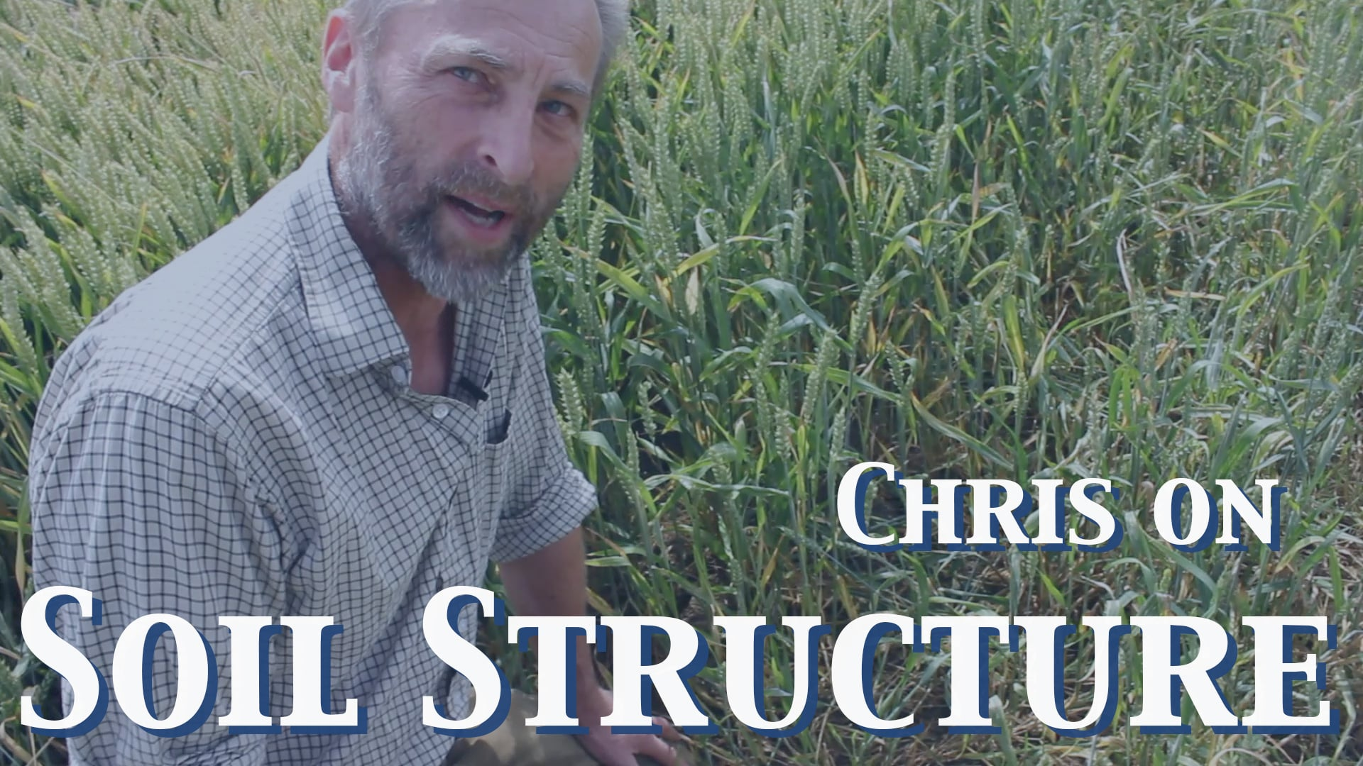 Chris on Soil Structure
