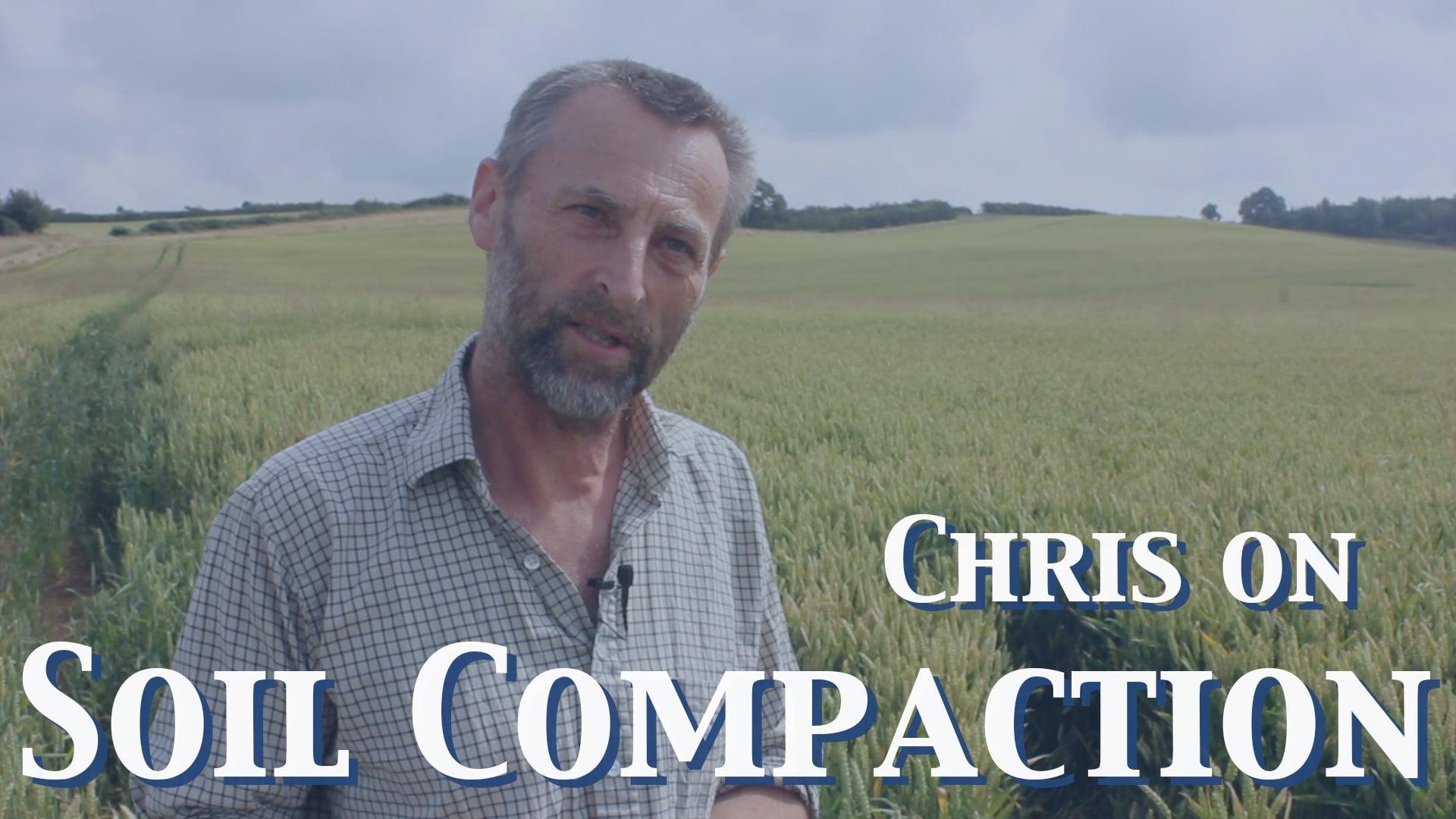 Chris on Soil Compaction