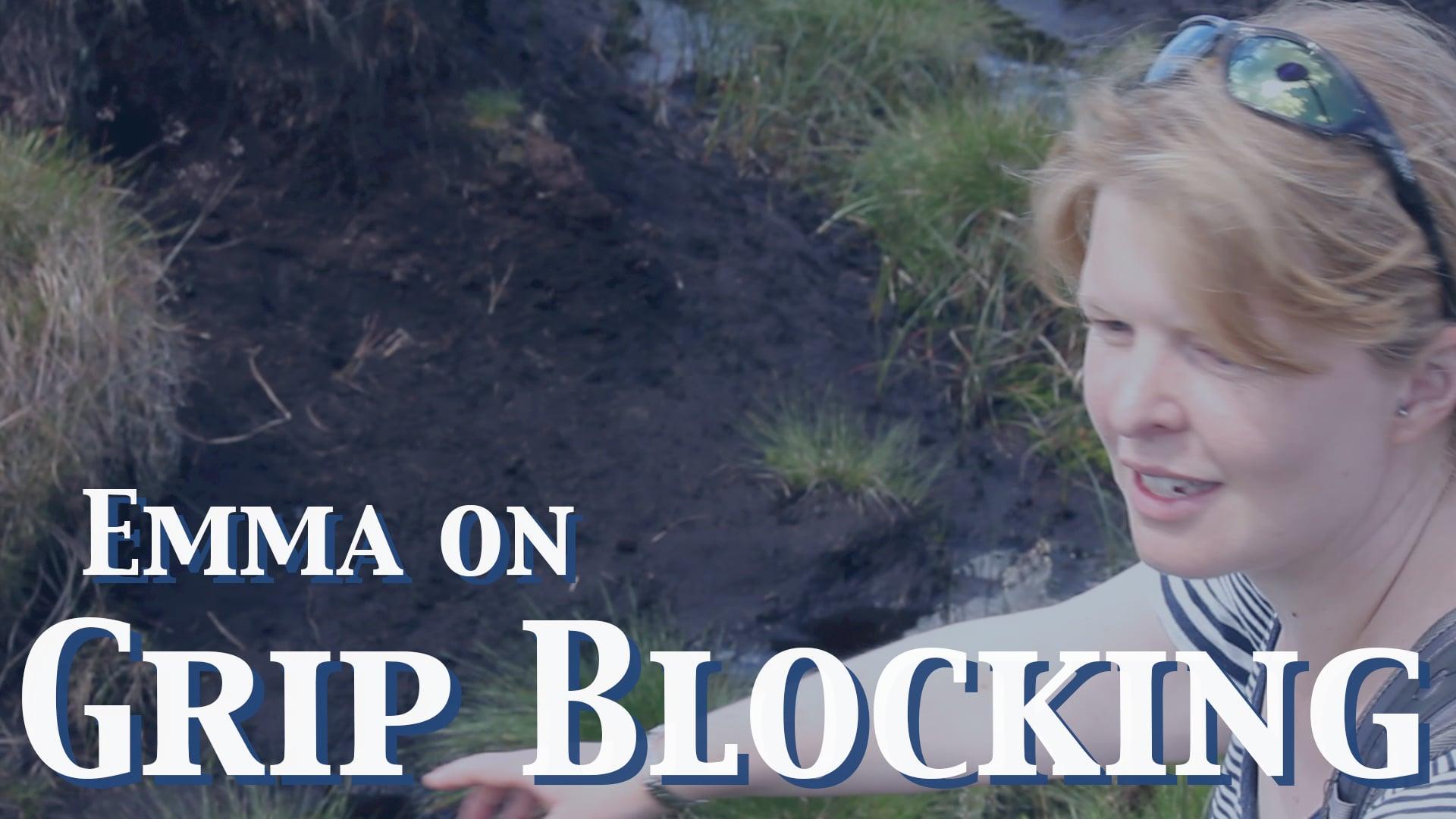Emma on Grip Blocking