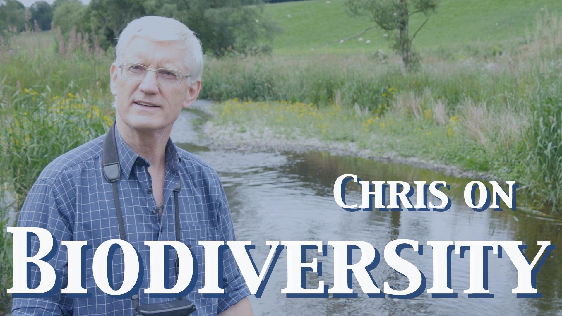 Chris on Biodiversity