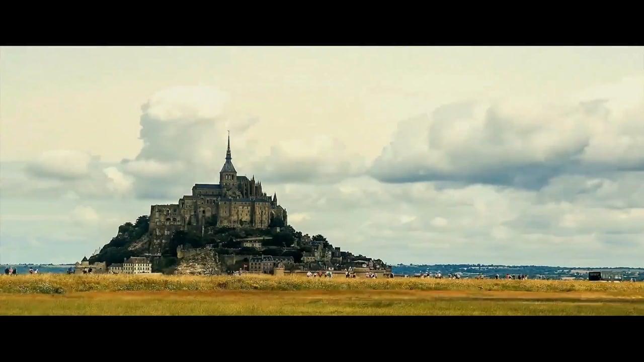 Run in   Mont st Michel 2017