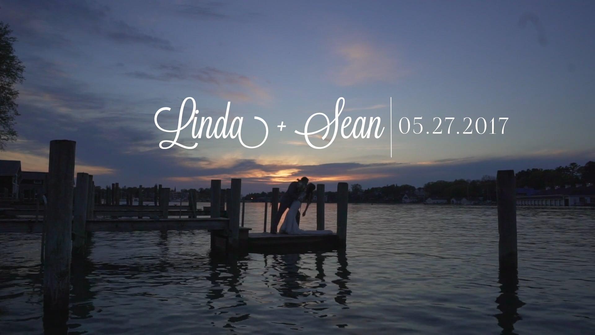 linda + sean .the trailer
