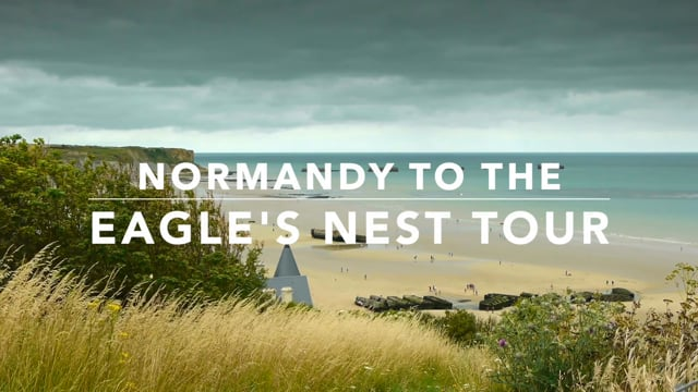 Normandy to the Eagle's Nest Tour
