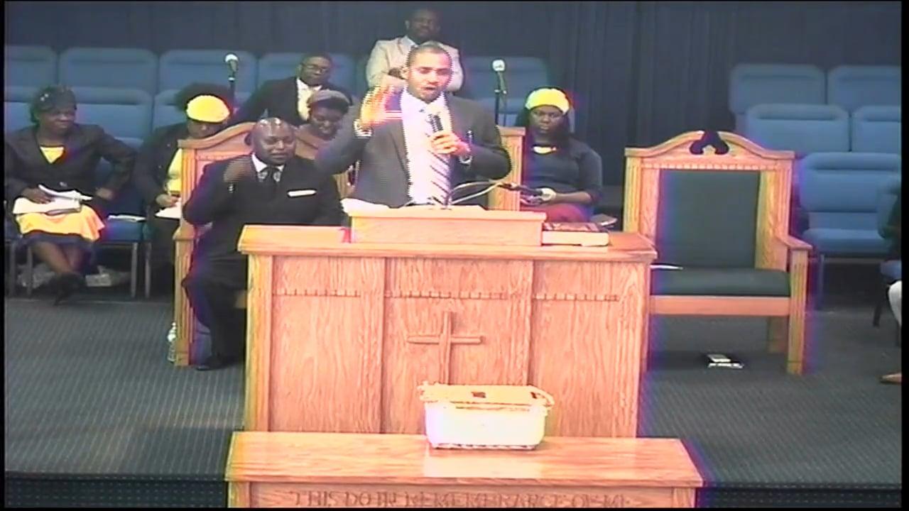 05-07-17, Minister Demoy Nash, The Five Twelves