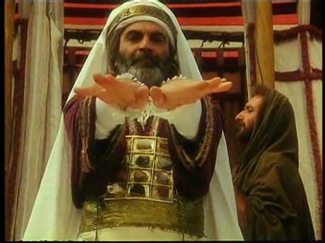 Moses – påskelammet og tabernaklet