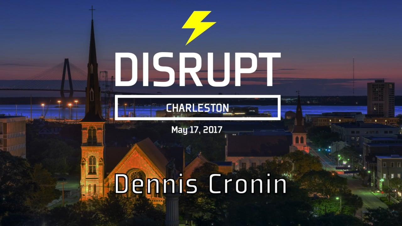 Being A Change Agent | Dennis Cronin | DisruptHR Talks