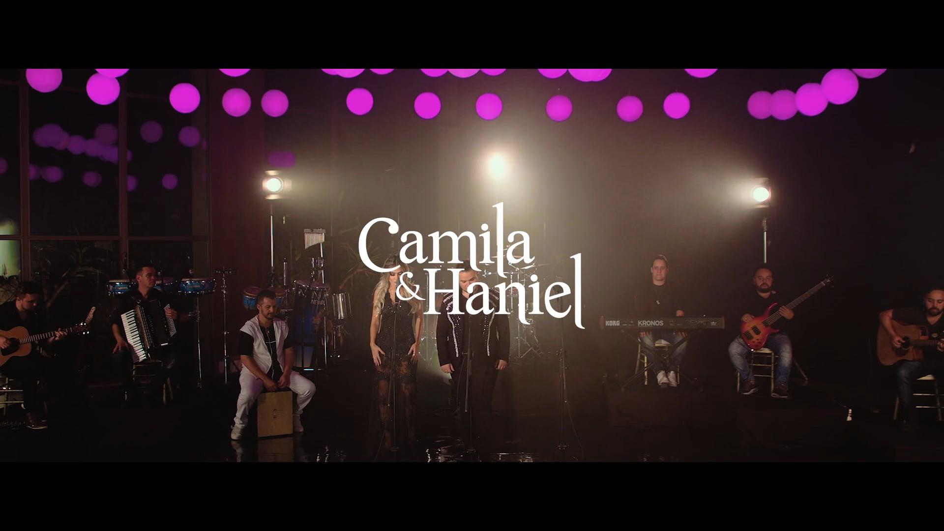 Camila e Haniel - Giz no Chão (Part. Naiara Azevedo)