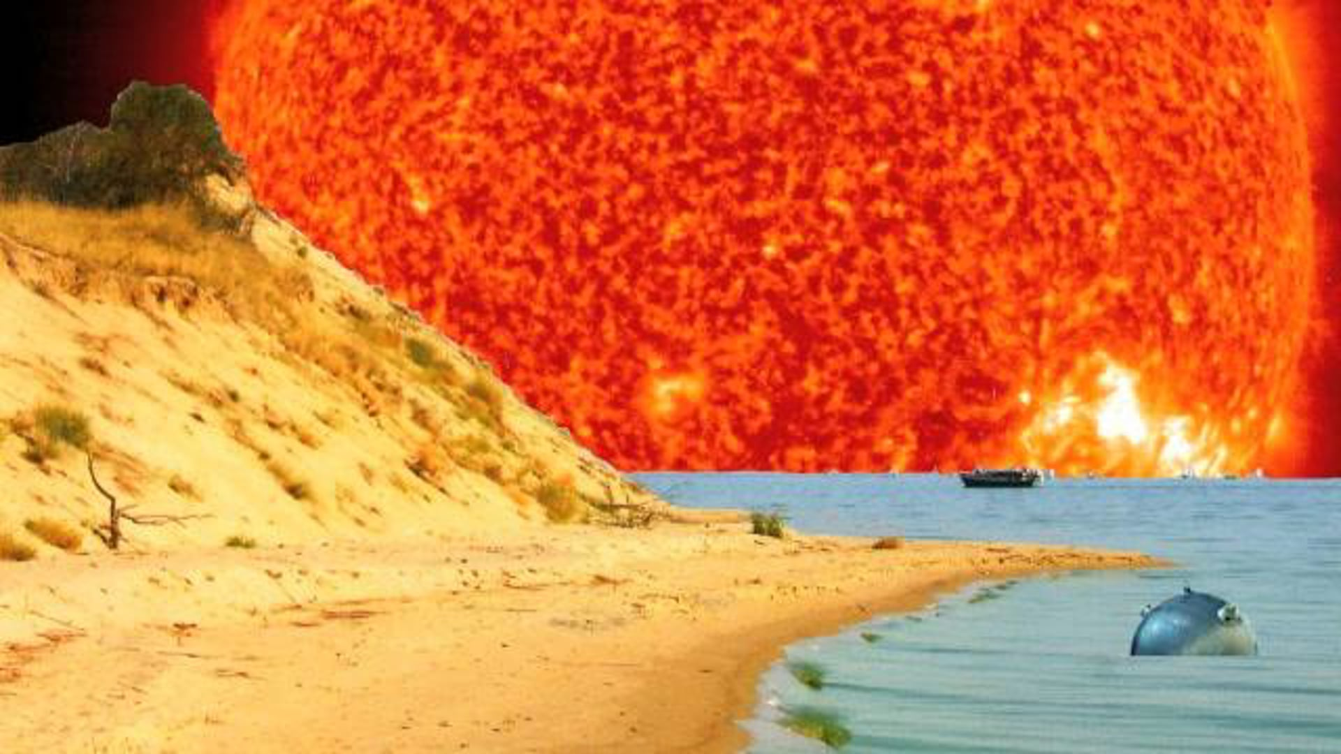 The Beach - SUPPENDAPO