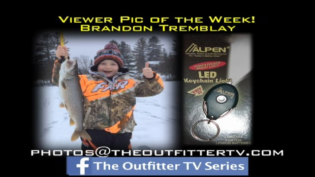 Brandon Tremblay, 3/12/17
