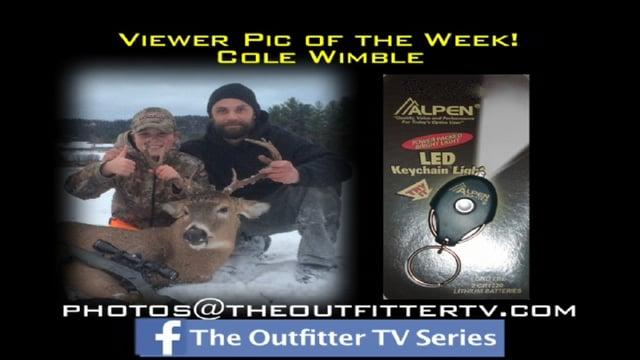Cole Wimble, 4/9/17