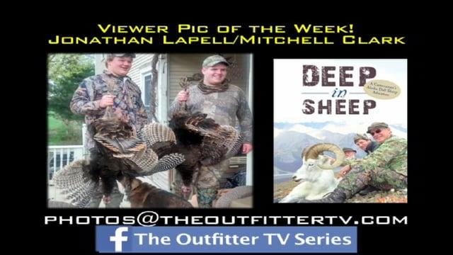 Jonathan Lapell and Mitchell Clark, 5/29/17