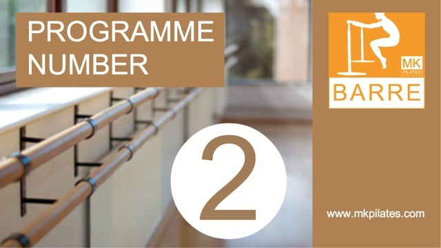 MK Barre Programme 02 - On-Demand