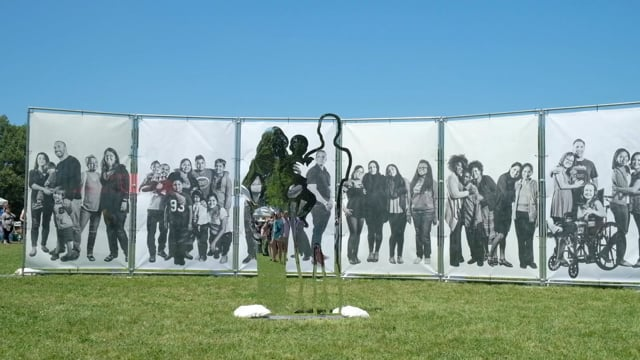 Barrier Free: A Socially Engaged Art Installation