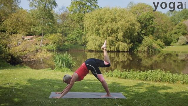 Yoga bootcamp – week 5