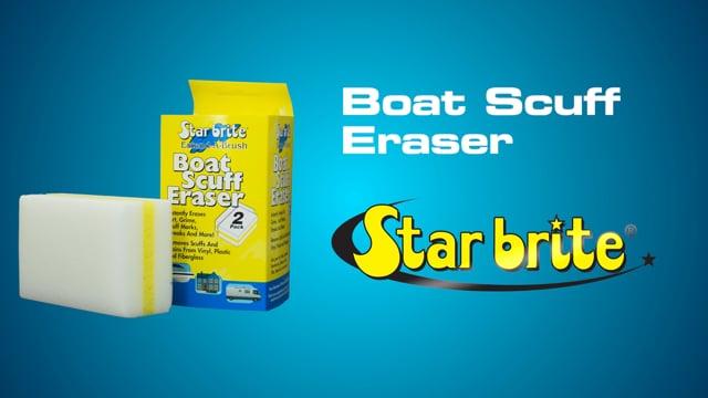 Boat Scuff Eraser - Short Version