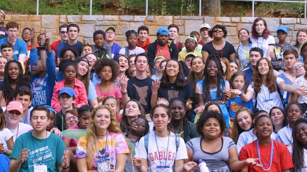 Camp Jenny 2017 Thank You