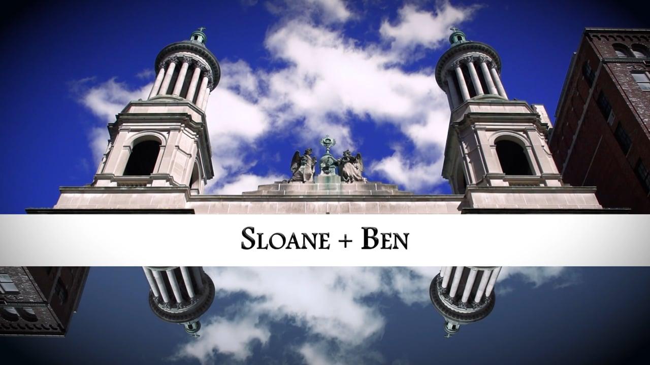 The Wedding of Sloane and Ben at St. Jean Baptiste Roman Catholic Church, Manhattan, New York