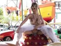 Making Of Renata Frisson for Revista Sexy