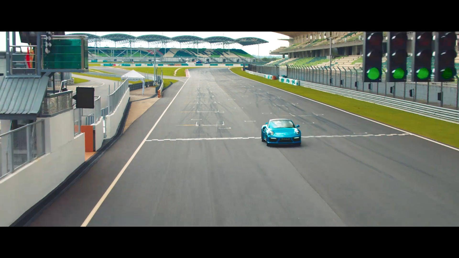 Porsche LTT 911
