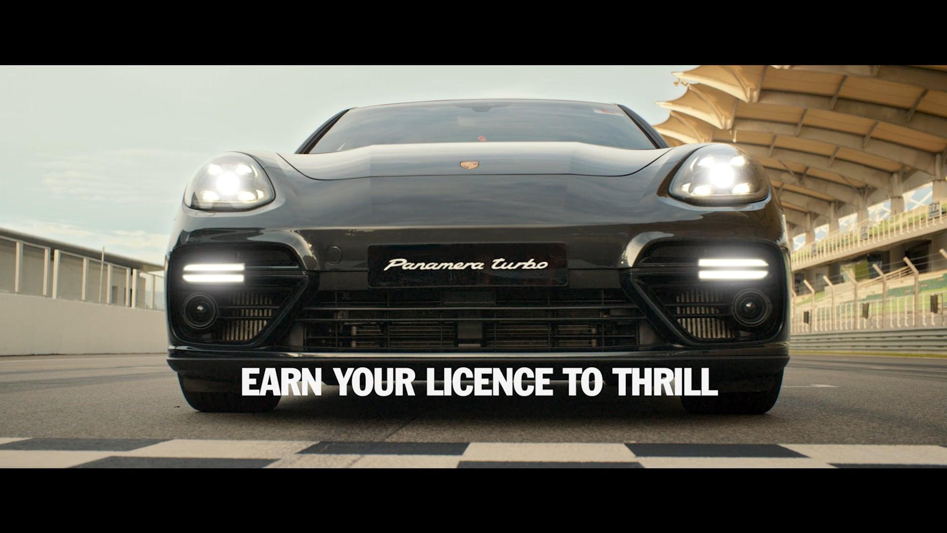 Porsche LTT Panamera