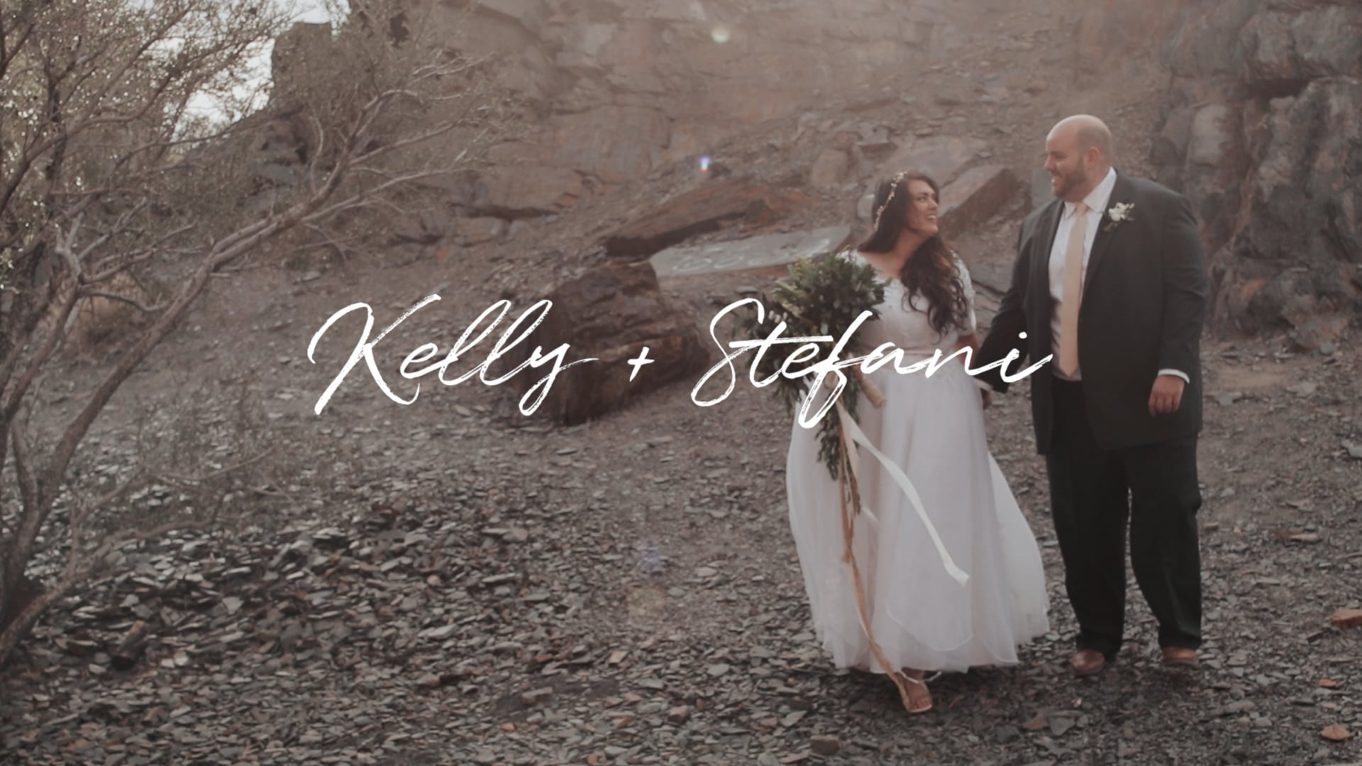 Kelly + Stefani // First Look
