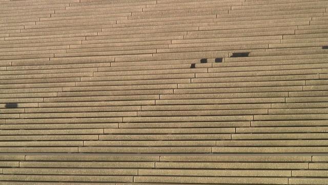 Opera House Steps December, Jess MacNeil, 2006 (excerpt)