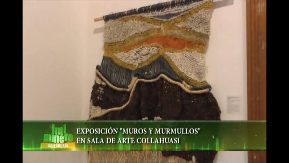 MUROS Y MURMULLOS INTI MINERO
