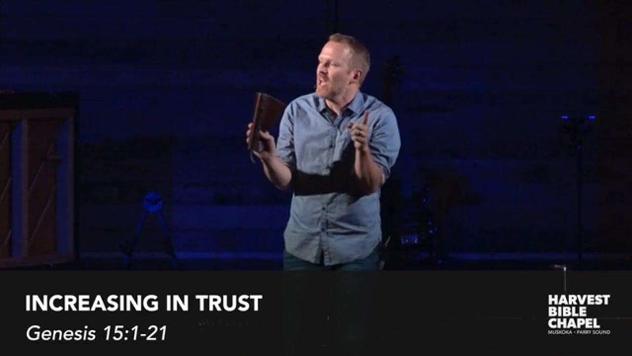 Increasing In Trust