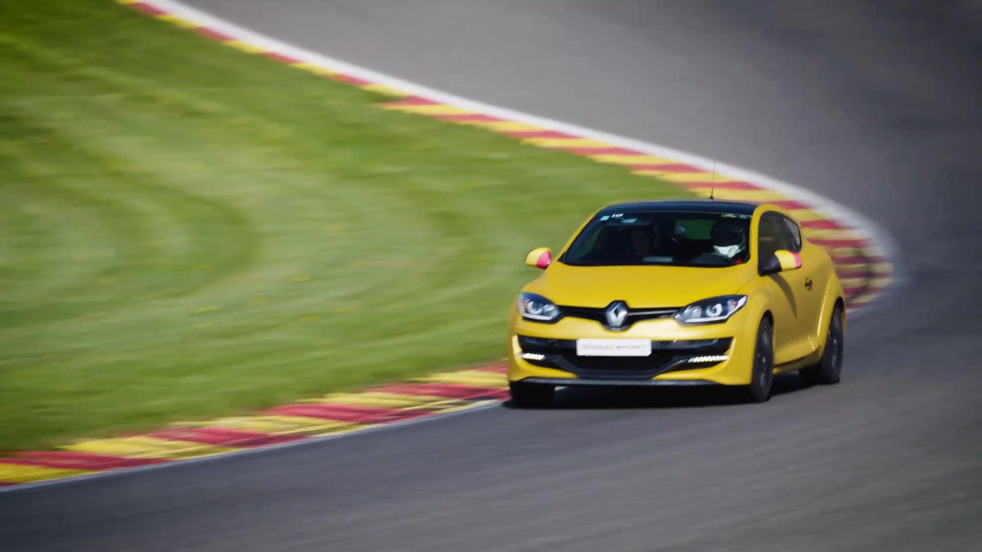 Renault Sport - Spa Francorchamps