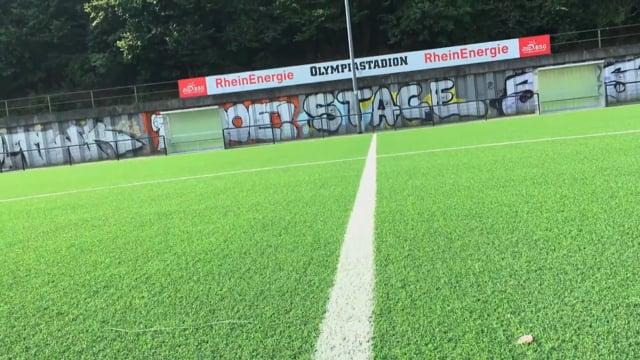 Sport Event Video: Wir haben Kunstrasen