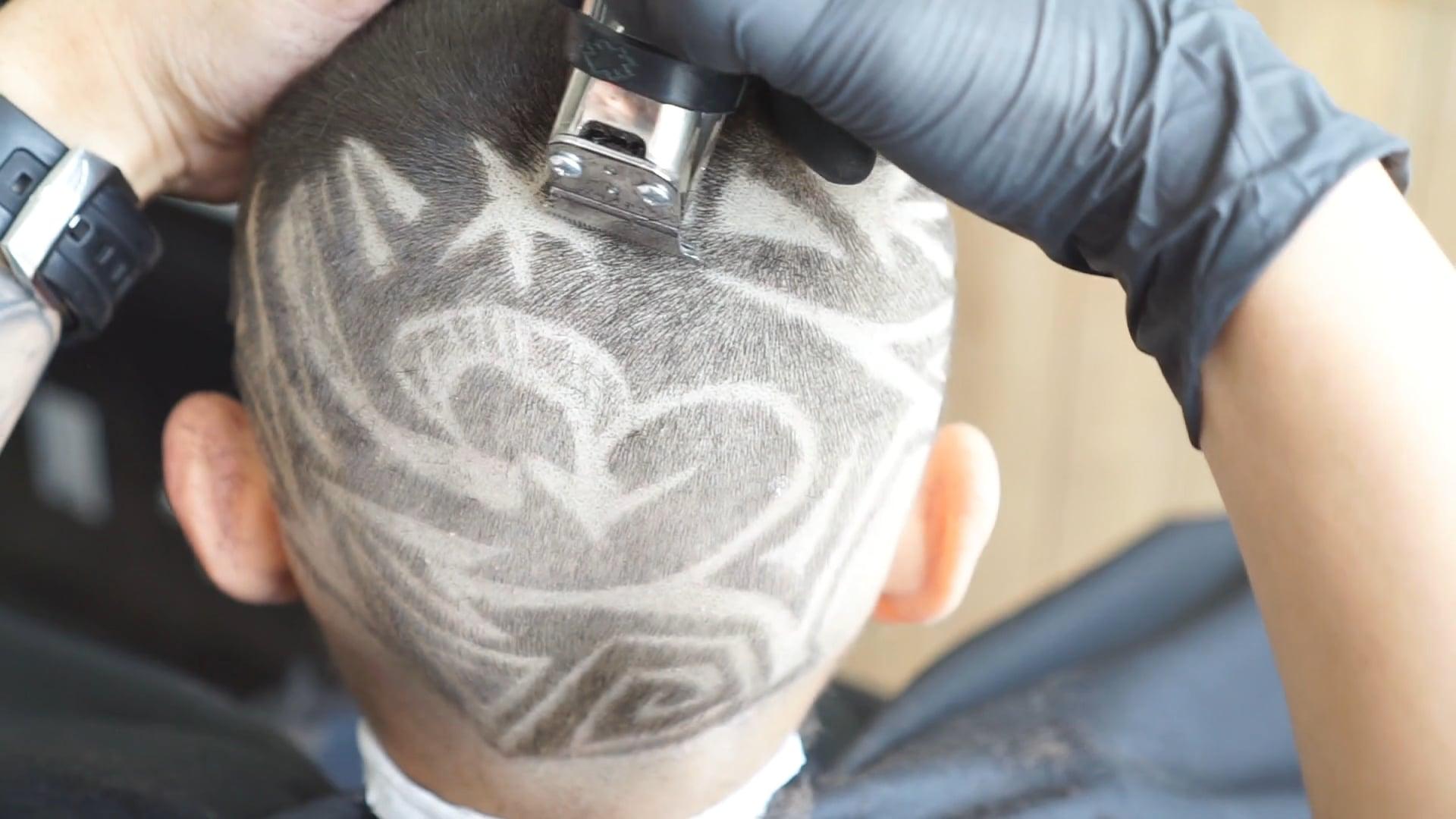 The Block Barbershop Commercial