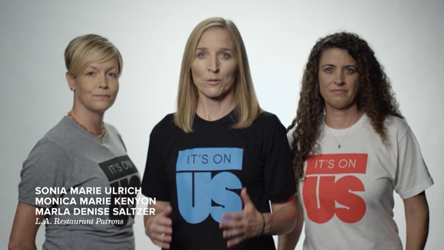 """It's On Us - """"We Can"""""""