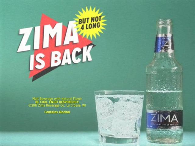 """Zima - """"Back-Not Back"""""""