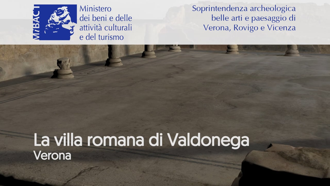 Villa Romana di Valdonega (VR)