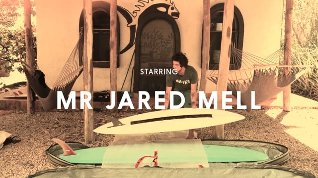 Mr Jared Mell