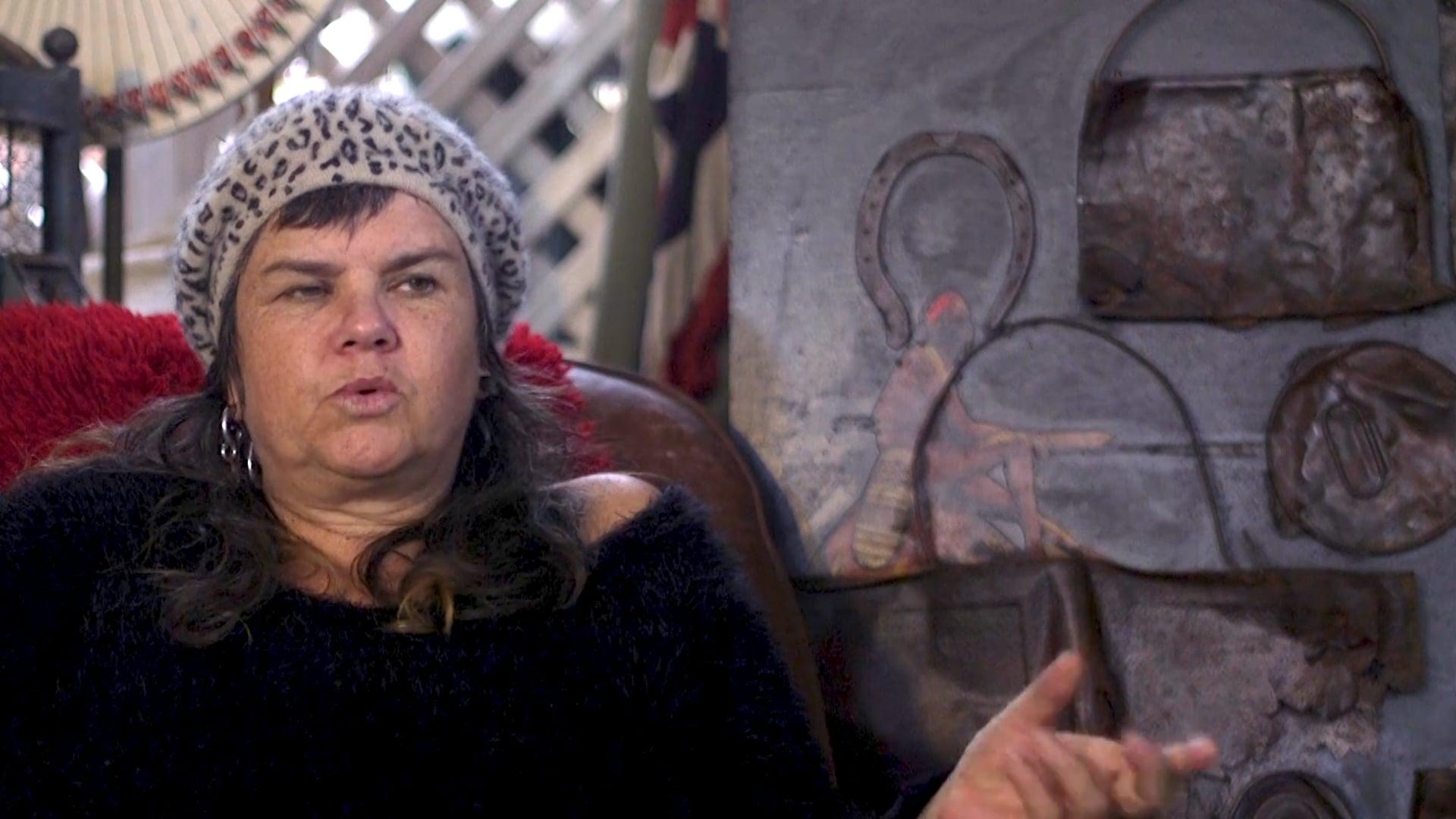 Artist talk: Karla Dickens - Defying Empire: 3rd National Indigenous Art Triennial