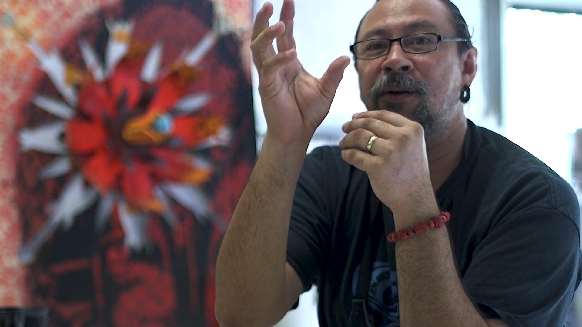 Artist talk: Brian Robinson - Defying Empire: 3rd National Indigenous Art Triennial