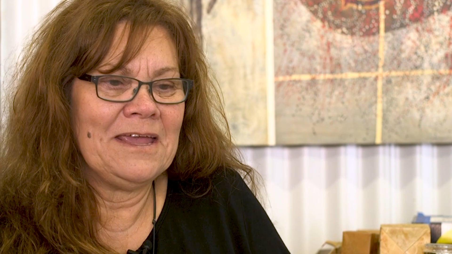 Artist talk: Sandra Hill - Defying Empire: 3rd National Indigenous Art Triennial