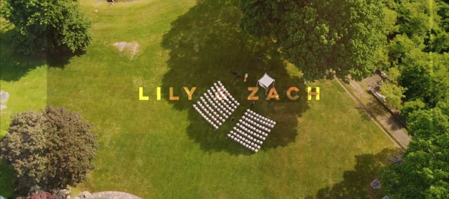 Lily + Zach