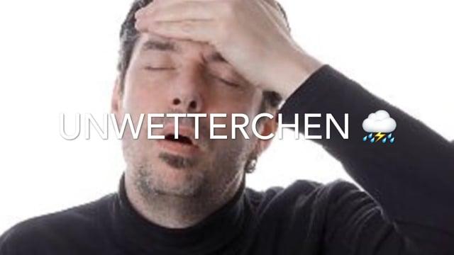 Unwetter über Norddeutschland - Lehrte Land unter